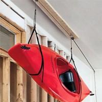 Harken Hoister Canoe & Kayak Lift System, 15-60 lbs, 2 point, 10' Lift