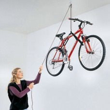 Harken Hoister Bike and Utility Lift and Storage System, 10-45 lbs, 16' Lift