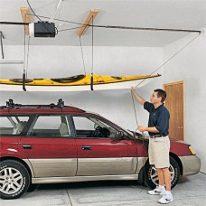Harken Hoister Canoe & Kayak Lift System, 15-60 lbs, 4 point, 12' Lift